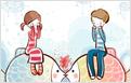 [오라궁합감정]두 사람의 컬러, 그리고 두 가지 컬러가 만드는 사랑